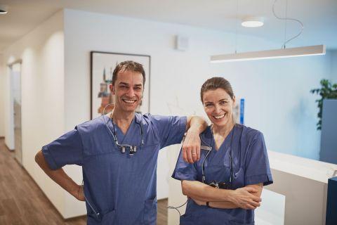 Jakob und charlotte lind – ihre graubündner familienzahnärzte